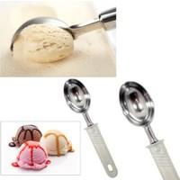 Pratik Metal Dondurma Kaşığı