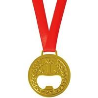 Pratik Altın Madalyon Şişe Açacağı