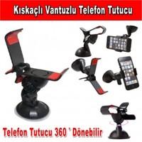 Original Boutique Araç İçi Kıskaçlı Telefon Tutucu