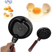 Pratik Krep Ve Omlet Tavası
