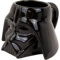 Original Boutique Star Wars Darth Vader Seramik Kapaklı Kupa Bardak