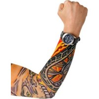 Pratik Tattoo Sleeves - Giyilebilir Dövme