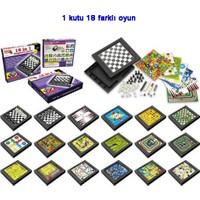 Hobi Eğitim Dünyası 18 İn 1 Oyun Seti