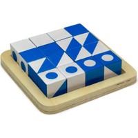 Hobi Eğitim Dünyası Q- Bitz Görsel Zeka Oyunu