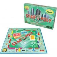 Hobi Eğitim Dünyası Star Poly Emlak Oyunu
