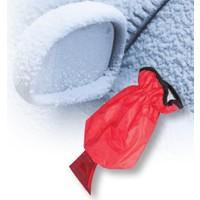 Pratik Buz Kazıyıcı Pamuklu Eldiven