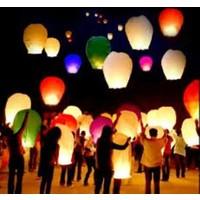 Pratik Dilek Feneri Dilek Balonu
