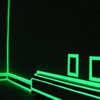 Pratik Fosfor Şerit Karanlıkta Işık Veren (120Cm)