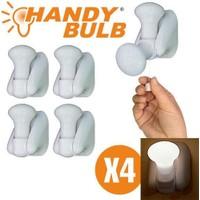 Original Boutique Handy Bulb Ayarlanabilir Led Ampul 4 Adet