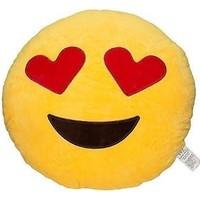 Original Boutique Smile Emoji Yastık Kalp