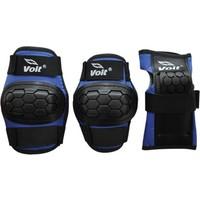 Voit Pr122 Koruyucu Set Mavi-Siyah