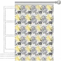 Apolena Dekoratif Fon Perde 308-9981-1