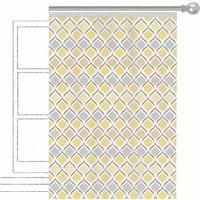 Apolena Dekoratif Fon Perde 308-8859-1