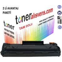 Paintter Hp Cb 436A 2Li Paket İtPaintteral Muadil Toner M1120, M1120N, M1522, M1522N