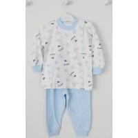 Sebi Bebe 52251 Bebek Pijama Takımı
