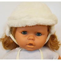 Kardeşler 437017 Velsoft Bebek Şapkası