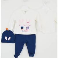 Mamino 8117 Bebek Zıbın Takım