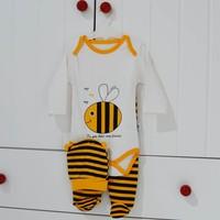 Pearly Bebe 2539 İkili Arılı Bebek Takım