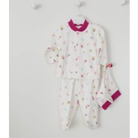 Sebi Bebe 52244 Bebek Pijama Takımı