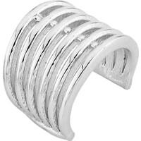 Argentum Concept Modern Gümüş Kıkırdak Küpe