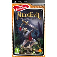 Sony Psp Medi Evil Reserrection