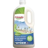 Friendly Organic Bulaşık Makinesi Deterjanı Parfümsüz Jel 1.183 Lt