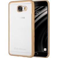 Microsonic Samsung Galaxy C5 Kılıf Flexi Delux