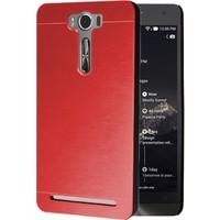 CaseUp Asus Zenfone Selfie Kılıf Hybrid Metal Cam