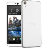 CaseUp HTC Desire 626 Clear Soft Şeffaf kılıf Cam