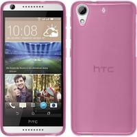 CaseUp HTC Desire 626 Kılıf İnce Silikon Cam