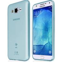 CaseUp Samsung Galaxy J7 Kılıf İnce Silikon Cam