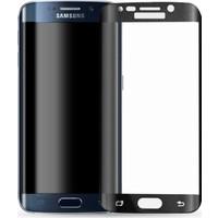 CaseUp Samsung Galaxy S6 Edge CaseUp Kavisli Kırılmaz Ekran Koruyucu
