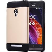 CaseUp Slim Fit Dual Layer Ar Asus Zenfone 5 Kılıf Kırılmaz Cam