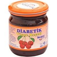 Yenigün Diabetik Vişne Reçeli 250 Gr