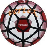Vertex Tornado Dikişli 5 No Futbol Topu Kırmızı