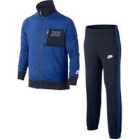 Nike 832965-480 Ya Polyw Çocuk Eşofman Takımı
