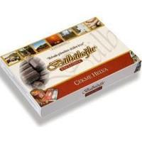 Bülbüloğlu Çekme Helva-Çikolatalı 20 Adet