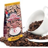 Dibek Kuru Kahvecisi İ.Gönen Çikolatalı Türk Kahvesi 100Gr