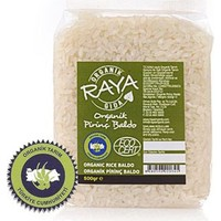 Raya Organik Organik Baldo Pirinç 500 Gr