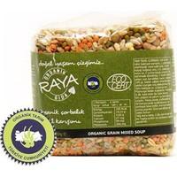 Raya Organik Organik Çorbalık Tahıl Karışımı 500 Gr