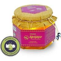 Eğriçayır Bal Organik Lavanta Balı 450 Gr