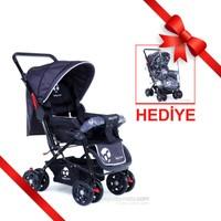 Baby Care Milano Çift Yönlü Bebek Arabası