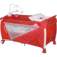 Baby2Go 84302 Oyun Parkı Kırmızı