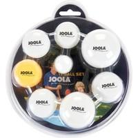 Joola Çok Ebatlı 8'li Masa Tenisi Topu