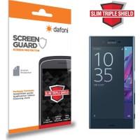 Dafoni Sony Xperia Xz Slim Triple Shield Ekran Koruyucu