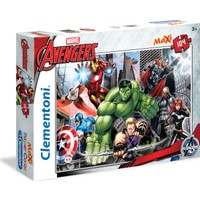 Clementoni Puzzle 104 Maxi The Avengers