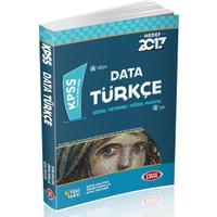 Data Yayınları Kpss 2017 Türkçe Konu Anlatımlı
