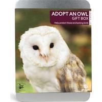 Giftrepublic Bir Baykuşu Evlat Edin - Adopt An Owl