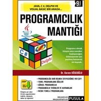 Programcılık Mantığı Cd'li - Kerem Köseoğlu