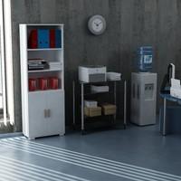 Sanal Mobilya Sorrento Çok Amaçlı Ofis Dolabı G1-K4